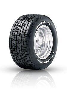 Mustang Tire BF Goodrich Radial TA 205/60/R15 64 1965 66 67 68 69 70 71 72 73