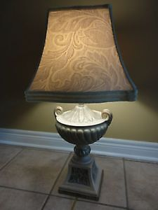 TABLE LAMP WITH TROPHY DESIGN BASE -$75 FIRM London Ontario image 1