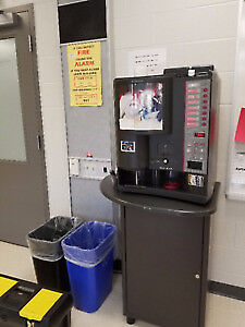 Start Your Own Coffee Vending Business!
