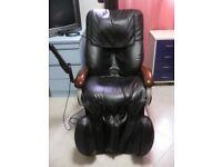 Massage Chair OSIM iSymphonic (Genuine Black Leather)