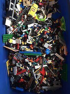 50 Lbs de Lego en vrac mix - Montreal