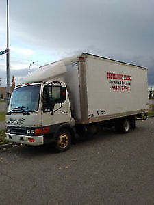 Hino Delivery truck for sale