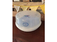 PHILLIPS AVENT `MICROWAVE` STERILIZER - LIKE NEW - BARGAIN £8 - Cost £25