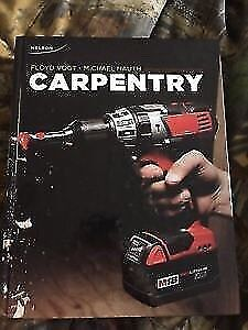 Carpentry-2nd Edition (Hardcover) + Student Workbook