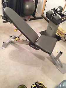 **DISCOUNTED ADJUSTABLE BENCH**