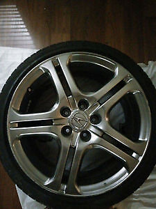 "Acura Aspec Oem 18"" Wheels With TPMS Sensors"