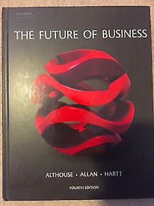 The Future of Business 4th Edition, $50 or Best Offer