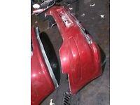 Peugeot 307 Convertible Rear Bumper (2005)