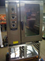 Used Henny Penny combi oven (used)