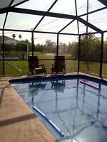 Vac Home 4 Rent Port Charlotte - Avail 2 rent May 2015 & 2016