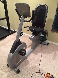 Recumbent Bike (Vision Fitness R2250) from Fitness Solutions