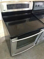 IDEAL ELECTRO CUISINIERE LG STAINLESS TAXE INCLU