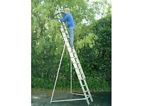 Extension Ladder - Domestic -Max height 8 metres -