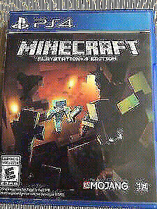 Uncharted 4 20$ Minecraft 15$