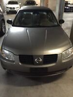 2004 Nissan Sentra Sedan Certified, E-Tested.