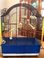 Good size bird cage for sale