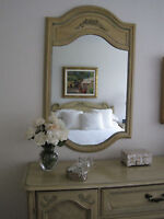Broyhill French Country Mirror