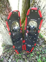 Faber Mountain Leisure aluminum snowshoes - like new