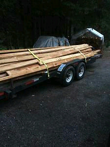 Car trailer for rent or hire