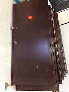 """36"""" Metal doors & frames"""