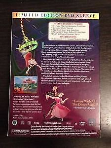 SEALED DISNEY DVD - The Adventures of Ichabod and Mr. Toad Kitchener / Waterloo Kitchener Area image 3