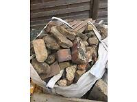Free bricks / hardcore /rubble