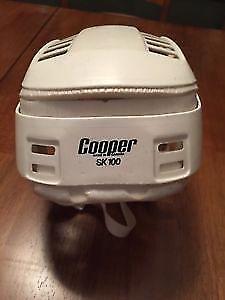 Casque helmet Cooper sk100 sk120