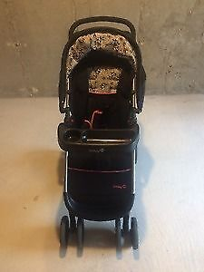 Safety 1st Amble Quad Travel System
