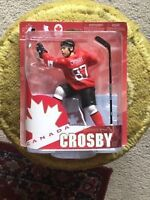 AWESOME BRAND NEW IN BOX Sidney Crosby McFarlane ONLY 15$