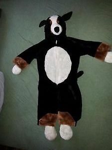 Size 2-4 child's puppy costume