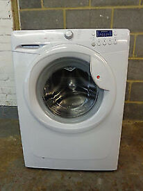 Hoover VHD842 8kg 1400 Spin White A+AA Rated Washing Machine 1 YEAR GUARANTEE FREE FITTING