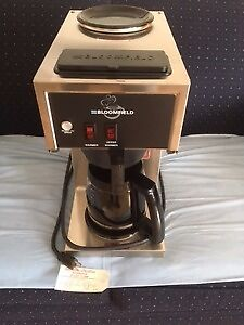 Bloomfield Commercial Coffee Maker