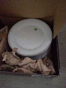 12 piece dish set - need it gone