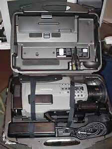 Panasonic AG456 Professional SVHS Camcorders Kitchener / Waterloo Kitchener Area image 1