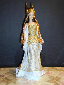 Barbie : Princess of the Vikings : Dolls of the World Collection Cambridge Kitchener Area image 2