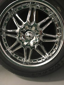American Racing Wheels with tires best offer