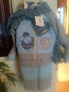 Snow Suit enfant - 24 Mths
