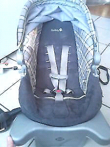 Safety First Carseat With Base