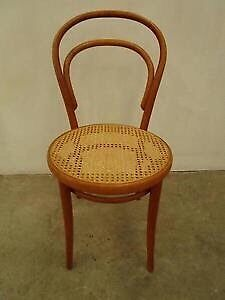 Wanted: Bentwood Chair w rattan seat Karrinyup Stirling Area Preview