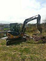 EXCAVATION / SKIDSTEER SERVICES