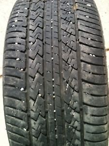 225 50 17 Douglas GTH (made by Goodyear) -- One Single Tire