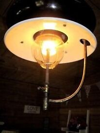 Tilley lamp IL33 donut working, lifebouy, vintage industrial lighting
