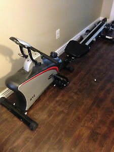Free Spirit 812 rowing machine $250 firm