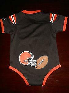 Cleveland Browns Baby Clothes Ebay