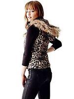[Guess] Brand New Cheetah Puffer Jacket (small)