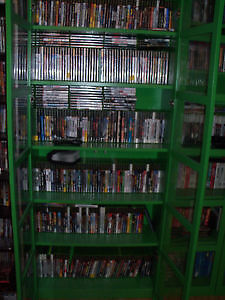 635 different original xbox games and systems for sale or trade