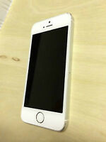 Iphone 5S Rogers/ Chatr White! Warranty till Dec 2015