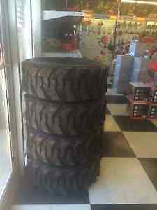 SKID STEER TIRES NO PST!