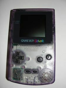ATOMIC PURPLE NINTENDO GAMEBOY COLOUR + MANY GAMES FOR SALE!***