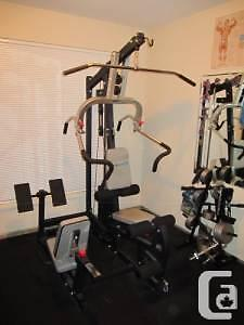 Studio 208i Multi Gym with Leg Press